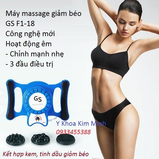 Máy massage giảm béo body cầm tay GS F1-18