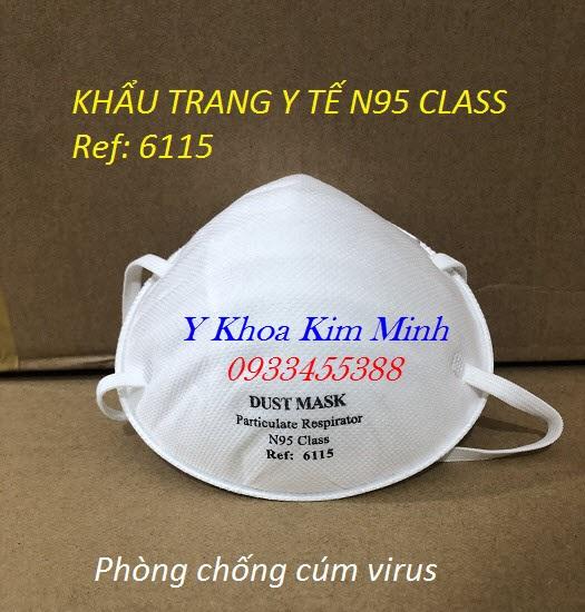 Khẩu trang y tế N95 Class