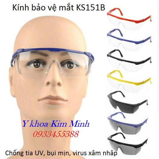 Kính bảo vệ mắt KS151B