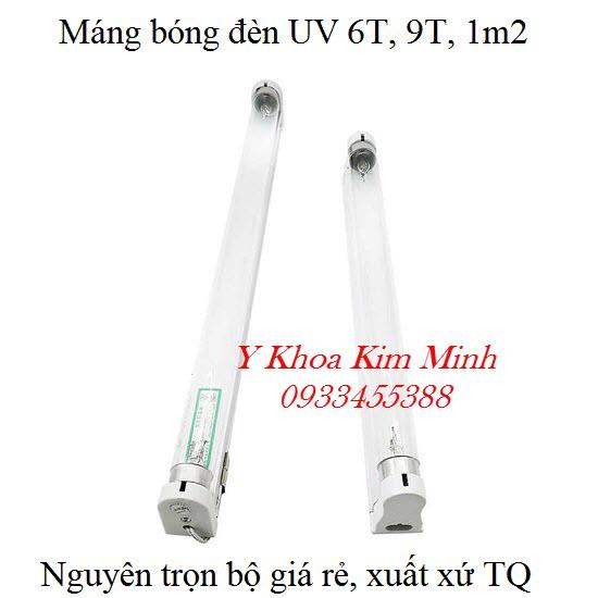Máng bóng đèn UV trọn bộ giá rẻ
