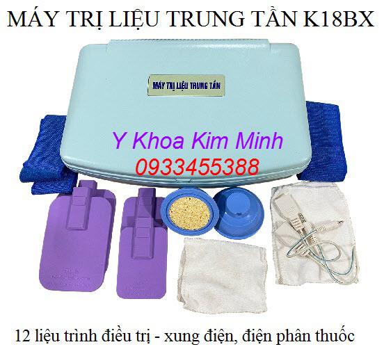 Máy trị liệu trung tần K18BX