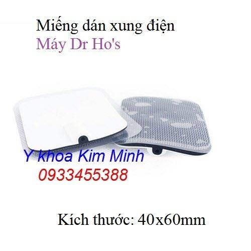Miếng dán Dr Ho 40x60mm