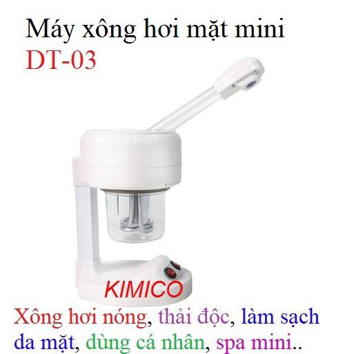 Máy xông da mặt mini DT-03