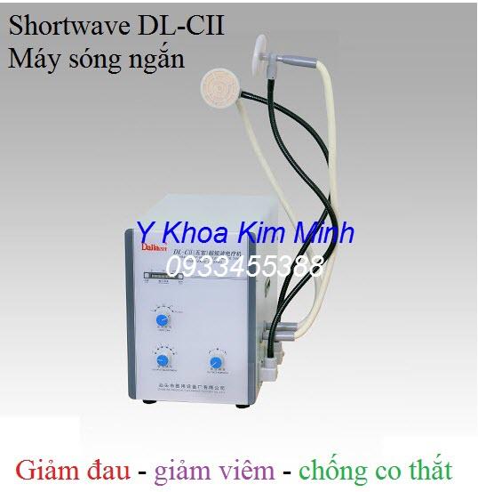 Máy sóng ngắn Shortwave DL-CII