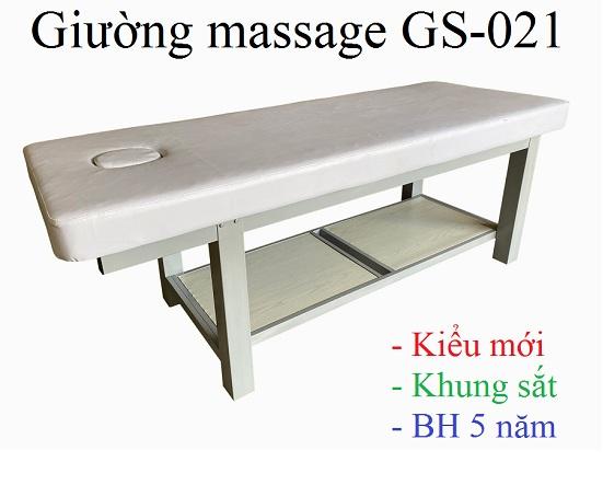Giường chăm sóc da mặt GS-021