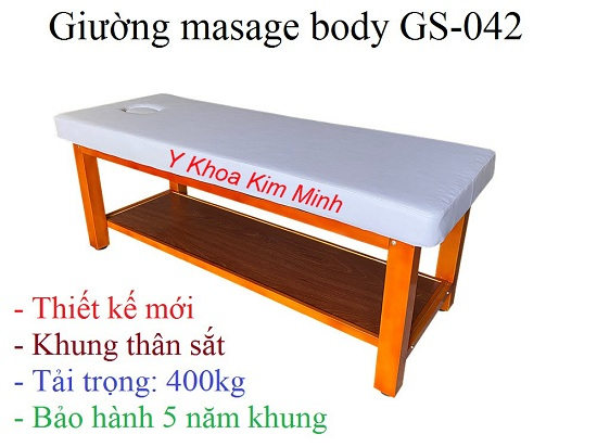 Giường masage body GS-042