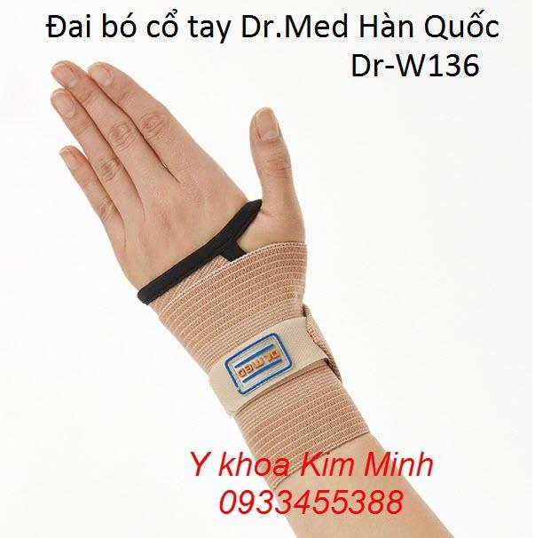 Đai bó cổ tay Dr Med Dr-W136 Hàn Quốc