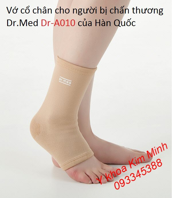 Vớ bó cổ chân Hàn Quốc Dr.Med Dr-A010