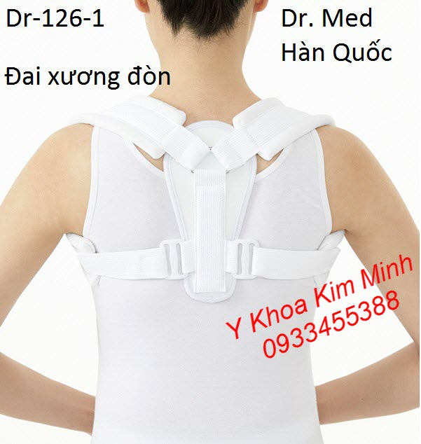 Đai xương đòn Dr-126-1 Dr.Med Hàn Quốc