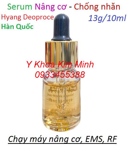 Serum nâng cơ xoá nhăn Hyang Deoproce Hàn Quốc