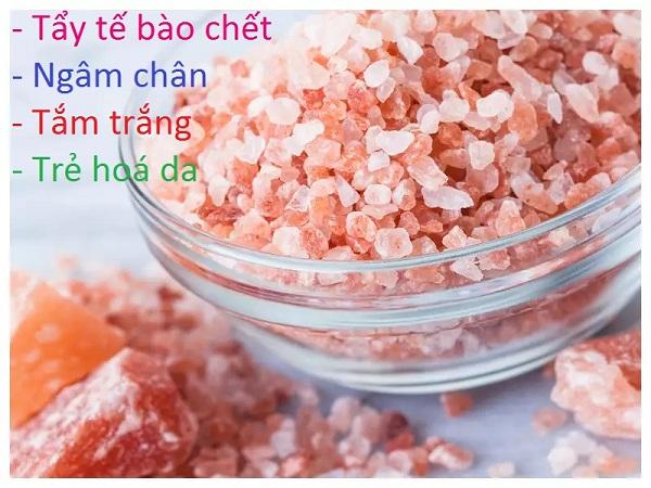 Muối hồng Himalaya 500g