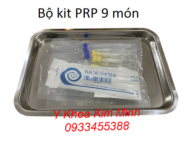 Bộ Kit PRP 9 món giá rẻ