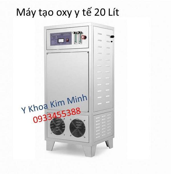 Máy oxy y tế 20 lít