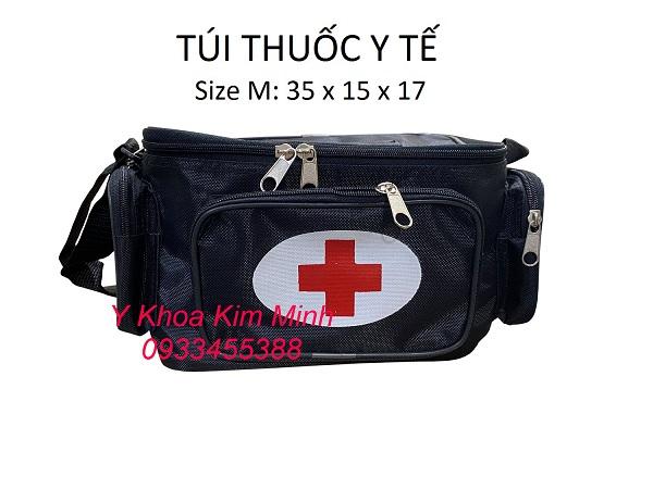 Túi thuốc y tế size M