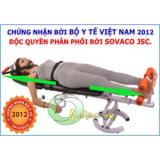GIƯỜNG KÉO CỘT SỐNG TRACTION BENCH S689