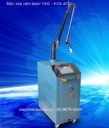 Máy laser xóa xăm trẻ hóa da Yag KUS-407