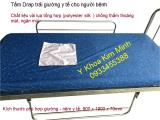 Tấm Drap trải giường y tế bệnh nhân