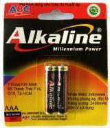 Pin dùng máy đo huyết áp AAA