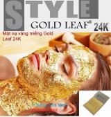 Style Gold Leaf 24K mặt nạ vàng miếng