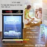 Tủ hấp khăn tiệt trùng có UV Ozone 120 lít