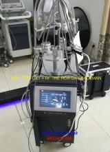 Máy tiêm oxy + RF trẻ hóa da Spaceman