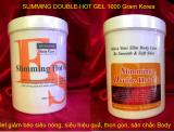 Gel massage giảm mỡ Slimming Double Hot Gel