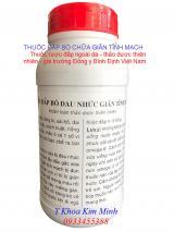 Thuốc đắp chữa bệnh giãn tĩnh mạch Đông y Việt Nam