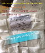 Khăn lau mặt vải coton Bảo Thạch Việt Nam