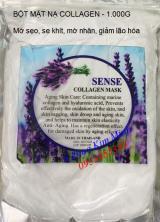 Bột đắp mặt nạ collagen lavender Thailand 1000ge