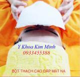 Bột mặt nạ thạch cao Kim Minh