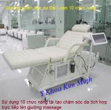 Giường massage chăm sóc da 10 chức năng