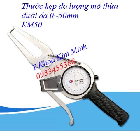 Thước đo lượng mỡ dưới da KM50