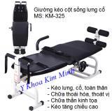 Giường kéo giãn cột sống lưng cổ cá nhân KM-325