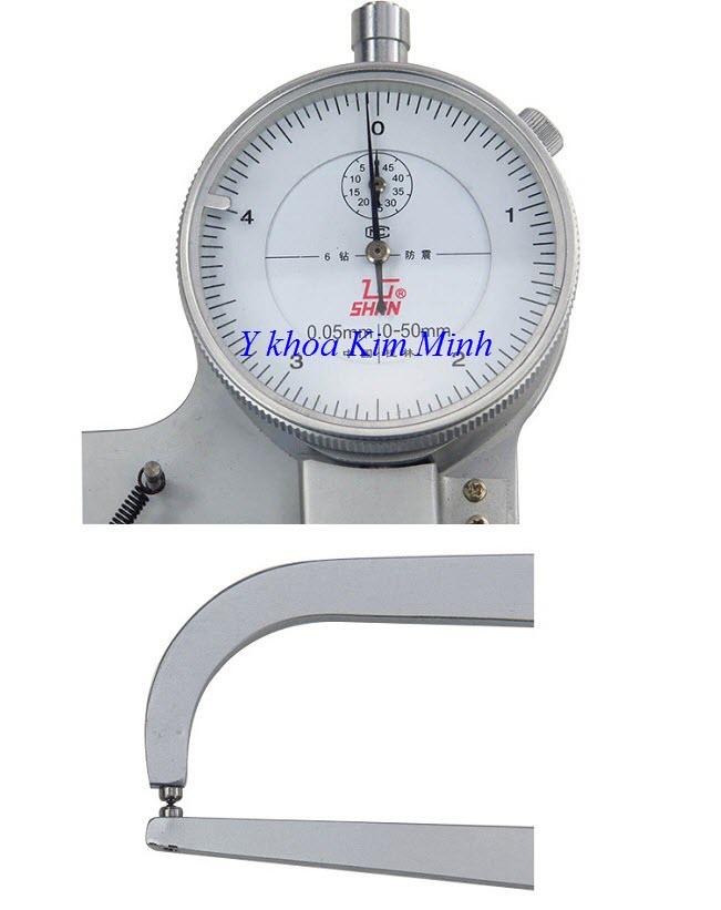 Bán thước đo lượng mỡ cơ thể body Shan - Y khoa Kim Minh 0933455388