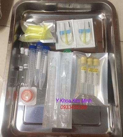 Bộ KIT dùng cho PRP 7 món, 8 món bán tại Y Khoa Kim Minh