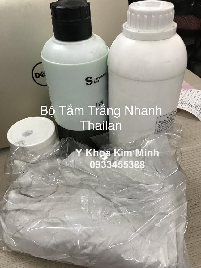Công thức tắm trắng nhanh không thể thiếu sữa non Thái 1 lit - Y khoa Kim Minh