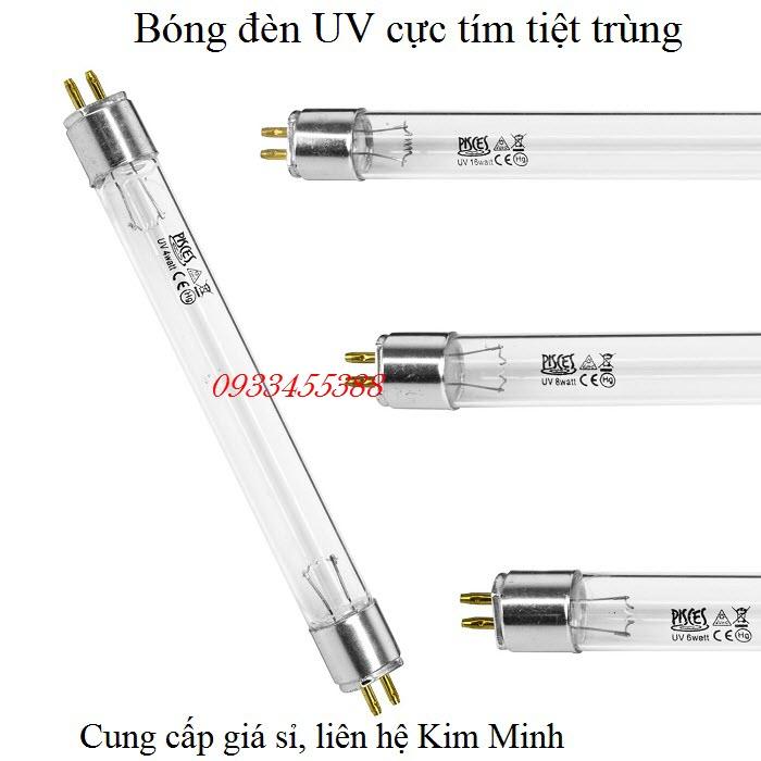 Bóng đèn cực tím UV chuyên dùng làm tiệt trùng phòng và khử khuẩn - Y khoa Kim Minh
