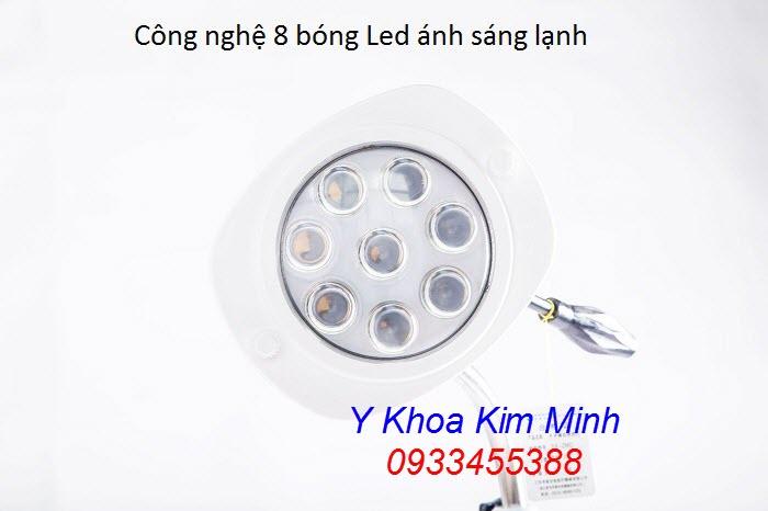 Bóng đèn y tế Led ánh sáng lạnh bán tại Y khoa Kim Minh