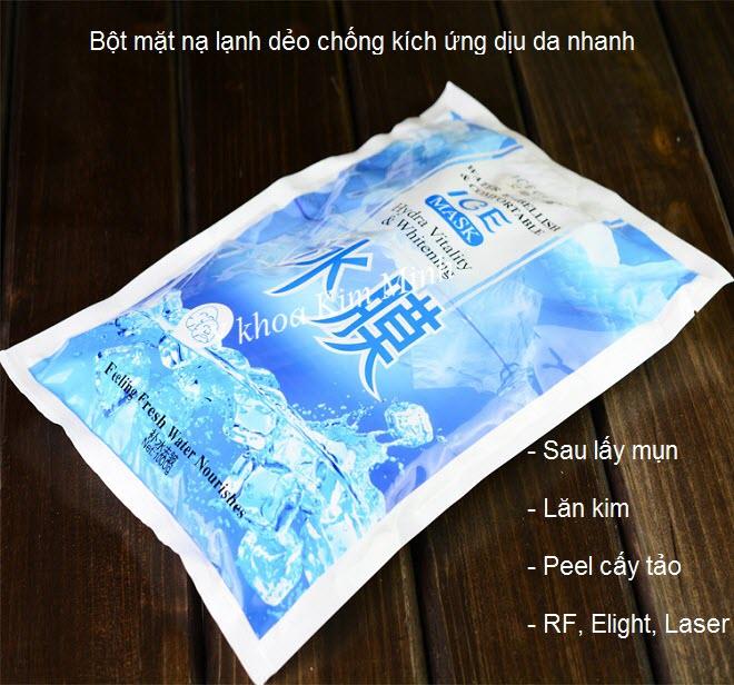 Bột đắp mặt nạ giảm kích ứng dịu da 1000g - Y khoa Kim Minh 0933455388