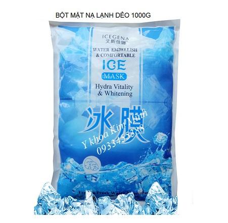 Bột mặt nạ lạnh dẻo ice mask - Y khoa Kim Minh