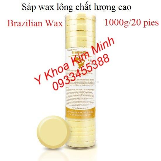 Sáp wax lông Brazilian cao cấp, tẩy lông không đau - Y Khoa Kim Minh