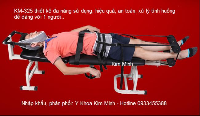 Hướng dẫn cách sử dụng giường kéo dãn cột sống lưng cổ cá nhân một cách hiệu quả nhất - Y Khoa Kim Minh