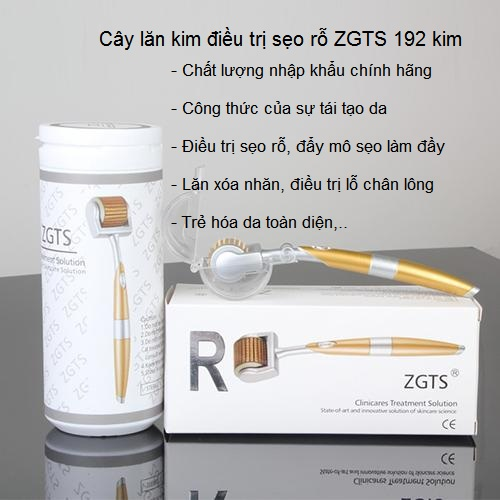 Cay lan kim ZGTS 192 kim chinh hang, chat luong cao, ngan ton thuong da sau khi lan kim - Y Khoa Kim Minh