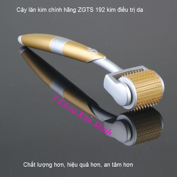 Cây lăn kim chính hãng nhập khẩu Y khoa Kim Minh ZGTS 192 kim - Y khoa Kim Minh