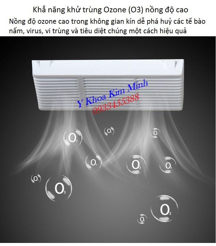 Chức năng của tủ hấp khăn tiệt trùng UV có khí ozone mang lại hiệu quả cao - Y khoa Kim Minh