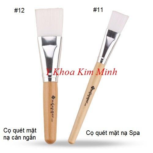 Cọ quét mạt nạ spa dùng cho mặt và body - Y Khoa Kim Minh 0933455388