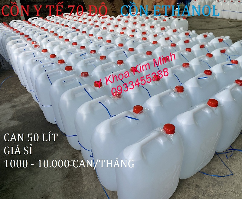 Cung cấp giá sỉ bán số lượng lớn cồn y tế Ethanol 70 độ