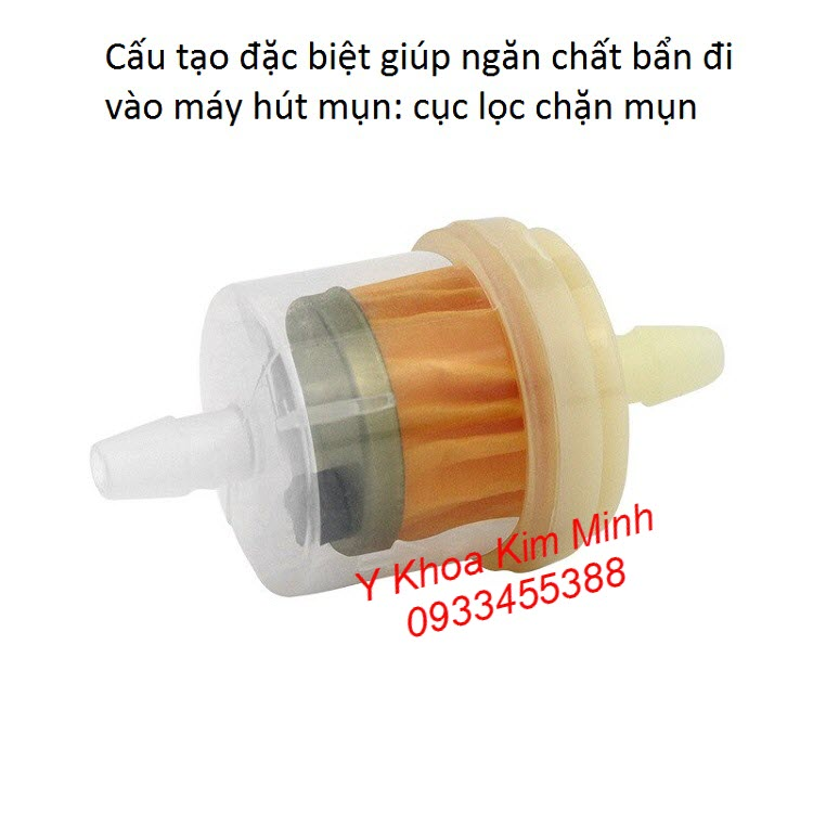 Cục lọc mụn của máy chăm sóc da, máy hút mụn
