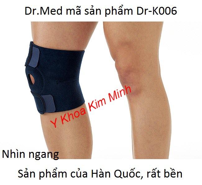 Đai bó khớp gối Dr Med Han Quốc Dr-K006