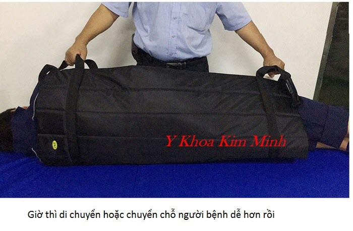 Dem lot chong tham dung ve sinh nguoi benh tai bien nam liet giuong - Y khoa Kim Minh